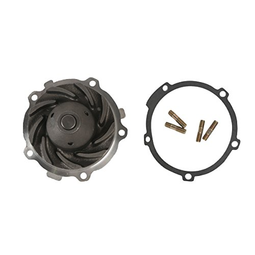 Buick Rendezvous Water Pump - MOCA 130-1480 Engine Water Pump Kit for 87-07 Buick Terraza Rendezvous, Chevrolet Impala Malibu, Pontiac Montana 2.8L 3.1L 3.4L