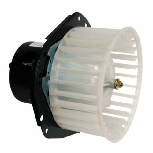 Partomotive For 85-05 Astro SafariVan w/REAR A/C Front Heater AC Condenser Blower Motor Fan -