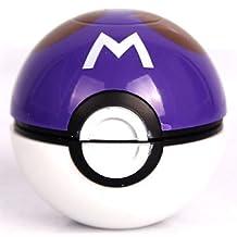 LOVEITCHEAP Pokemon Pokeball Grinder, Herb, Tobacco Grinder (Master Ball)
