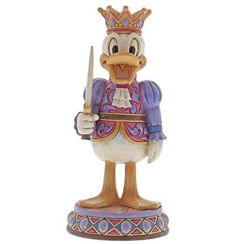 Christmas Donald Duck - Enesco Disney Traditions Donald Duck Nutcracker