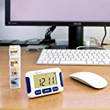 TabTime Timer, Electronic Pill Reminder with 8
