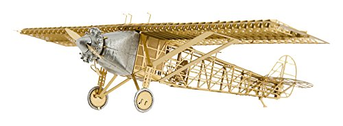 Spirit of St. Louis - Brass Model Airplane Kit (1:72) Scale by Aero Base