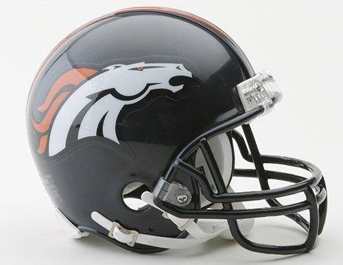 NFL Riddell Football Mini-Helm Denver Broncos