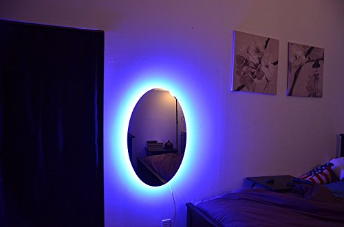 41CLPTbCZ6L - Light Up Portal Mirrors