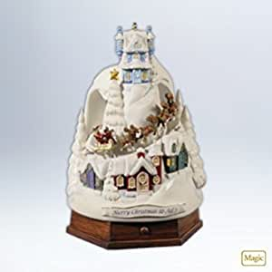 Amazon.com: Hallmark 2012 Merry Christmas to All Ornament ...