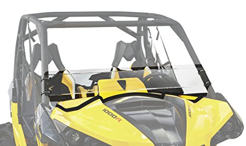 Kolpin 2710 Half Fixed Windshield (Can Am Maverick Windshield compare prices)