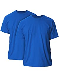 Men's Ultra Cotton Adult T-Shirt, 2-Pack