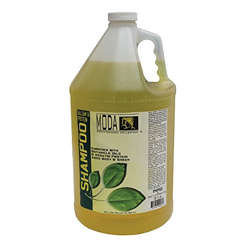 Balsam Protein Shampoo - Moda 1 Gallon Shampoo (Balsam & Protein)