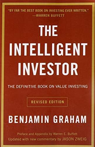 De Benjamin Graham El Inversor Inteligente El Libro Definitivo Sobre La Inversión De Valor Un Libro De Consejos Prácticos Office Products
