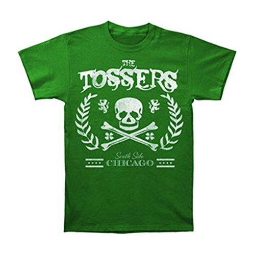 Tossers Men's South Side Chicago T-shirt Large Green for sale  Delivered anywhere in USA