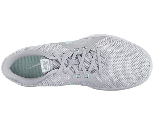 Grey W white Flex igloo Indoor 8 Wolf Sportive Scarpe Trainer Platinum pure Donna Nike zPdwqz