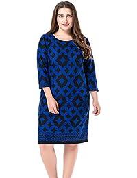Amazon.com: 4X - Dresses / Plus-Size: Clothing, Shoes & Jewelry