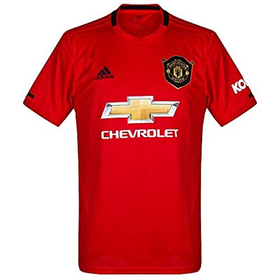 adidas Manchester United Home Shirt 2019-20