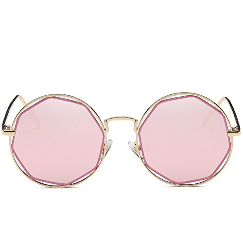 My.Monkey Classic Metal Round Cute Sunglasses for - Bend Frames Eyeglass To How