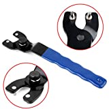 Xisheep Spanner Wrench, Adjustable Clutch Wrench