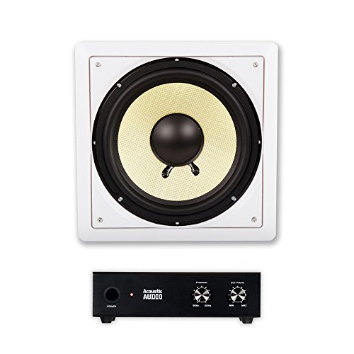 Acoustic Audio HD-S10 in Wall 10
