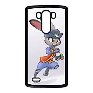 LG G3 cell phone cases Black Zootopia fashion phone cases YEH0740881