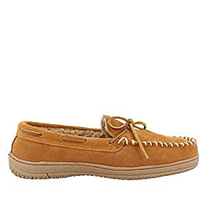 CLARKS Men's, Moccasin Sherpa-Lined Slipper
