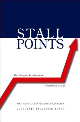 Stall Points: Most Companies Stop Growing Yours Doesn't Have To