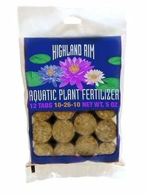 Winchester Gardens 12 Count Highland Rim Aquatic Fertilizer Bag