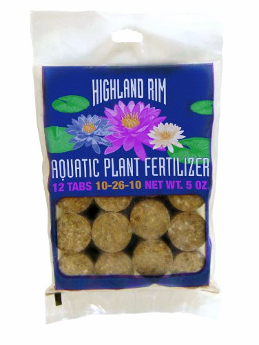 Winchester Gardens 12 Count Highland Rim Aquatic Fertilizer Bag