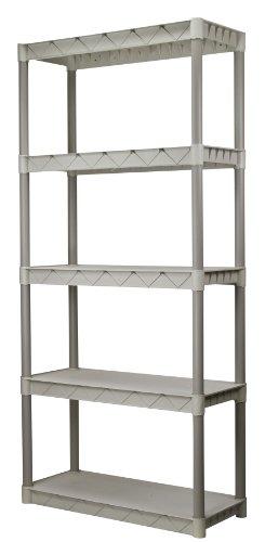 Plano Molding 9045-99 5 Shelf Utility Shelving