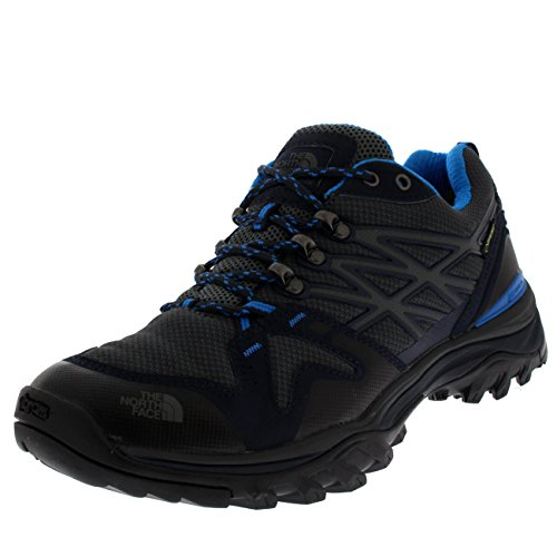 Hedgehog Fastpack Lite II Gore TEX Hiking Sneakers - Dark Shadow Gray/Blue Aster - 8 (North Face Mens Single)