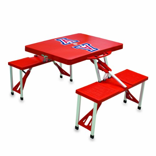 NCAA Arizona Wildcats Portable Picnic Table