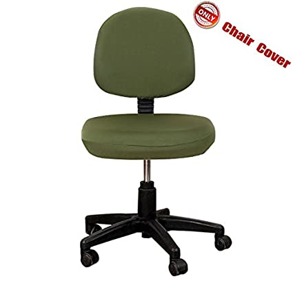 deisy dee computer office chair covers pure color universal chair
