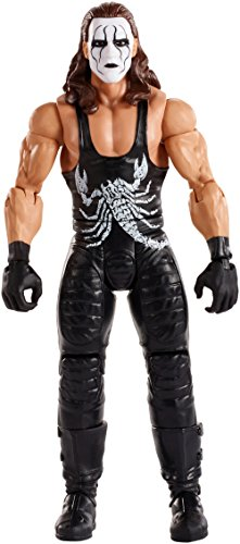 WWE Sting Action Figure ()