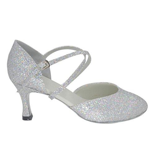 misu - Zapatillas de danza para mujer