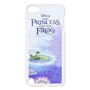 Princess and the Frog iPod Touch 5 Case White Phone cover F7635593