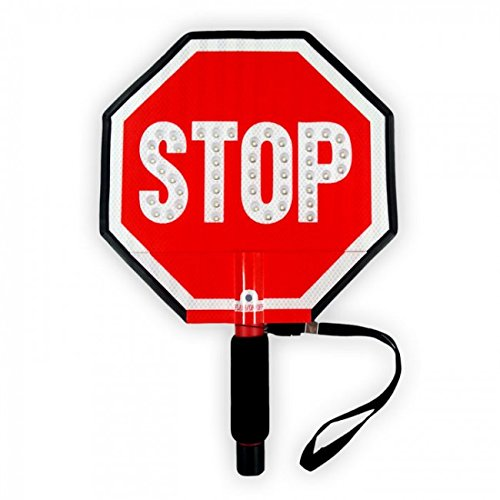 12'' Stop-Lite LED Stop Sign