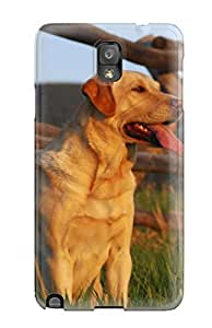 KarenStewart Snap On Hard Case Cover Dog Protector For Galaxy Note 3