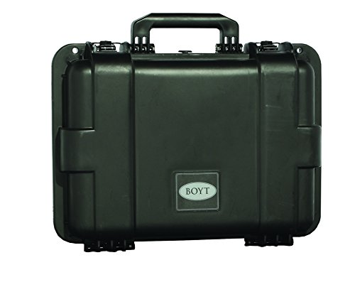 (Boyt H15 Compact Double Handgun/Accessory Case)