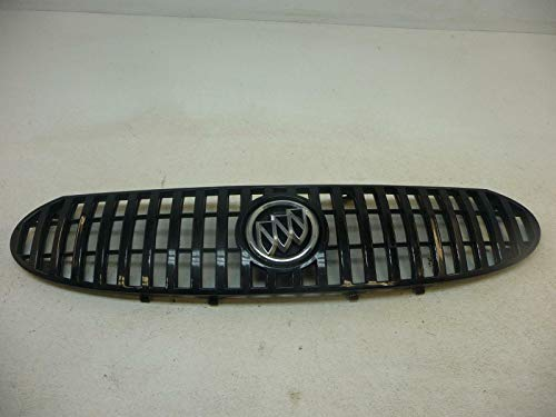 Morad Parts 02-05 Fits Buick Rendezvous Front Upper Grille Grill IC 1746 B Black Painted