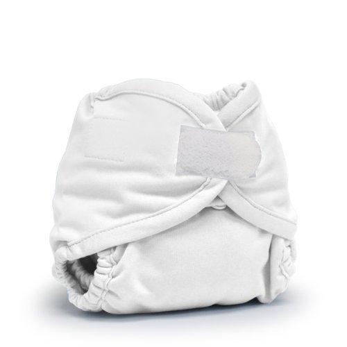Kanga Care CVNB2012AX - Cubierta para pañales, recién nacido, niñas, 0-3 meses, color blanco