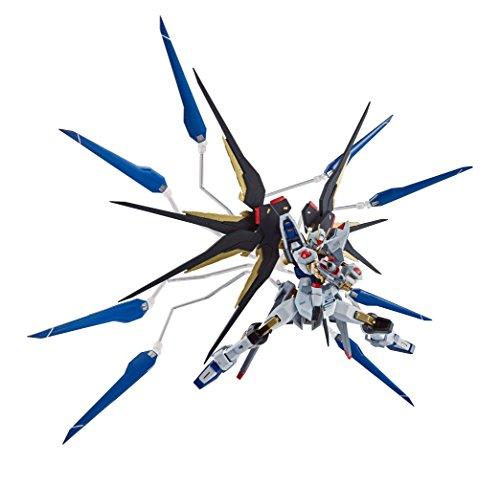 Bandai Gundam Seed Destiny Strike Freedom ZGMF-X 20A Metal Robot Spirit Action ()