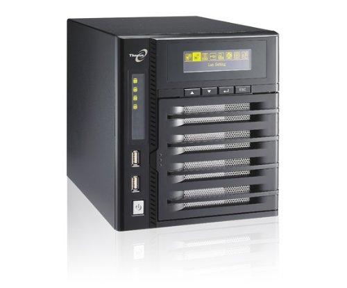 Thecus N4200 - Caja NAS con cuatro ranuras para disco duro: Amazon.es: Informática