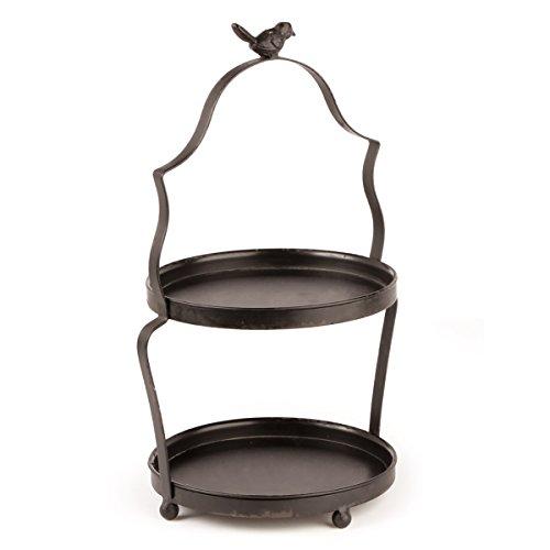 (Hotel Duvaliex Round Songbird Display Stand)