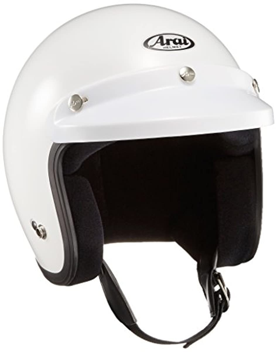 [해외] 아라이(ARAI 아라이 헬멧) 오토바이 헬멧 제트 S-70 화이트 L 59-60CM
