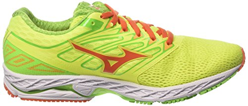 Wave Da Uomo Shadow jasmine Giallo Orange Yellow safety Mizuno red Ginnastica Green Scarpe Fxdq4WwA