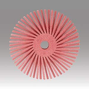 192 -PK 3M 25759 Scotch-Brite Radial Bristle Disc 3/4 Inch X 1/16 Inch Pumice // 7000000760