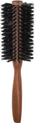 Acca Kappa Professional Pro Hair Brush, Round, Boar Bristle/Nylon, Medium