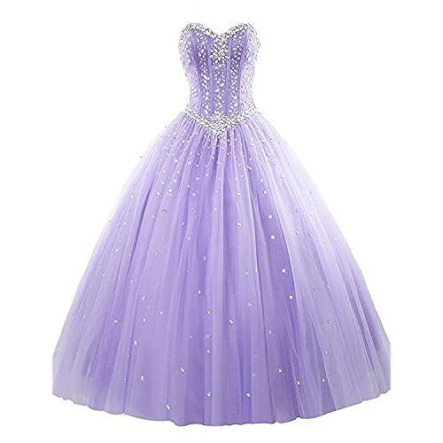 Sweet Sixteen Long Dresses