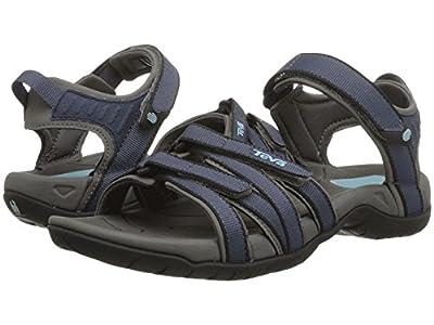 Teva Women's Tirra Athletic Sandal (9.5 B(M) US / 40-41 EUR, Bering Sea)