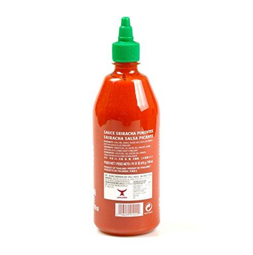 UNI EAGLE Salsa Sriracha Picante, La Salsa Picante Mas Conocido del Mundo despues del Tabasco 815g: Amazon.es: Alimentación y bebidas