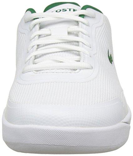 wht Spirit 117 Lacoste 1 Lt Baskets Blanc Homme Basses a5Bq8P5wx