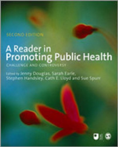 A Reader in Promoting Public Health (Published in association with The Open University)