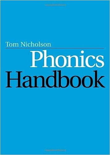 Counting Number worksheets free syllable worksheets : Phonics Handbook: Tom Nicholson: 9781861564382: Amazon.com: Books